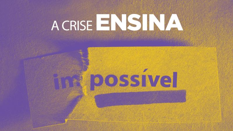 Imagem - A Crise Ensina