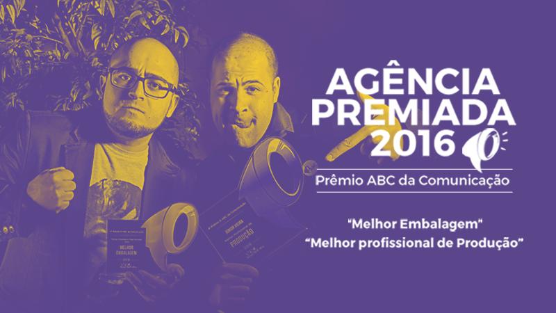 Imagem - We are the Champions! Prêmio ABC da Comunicação